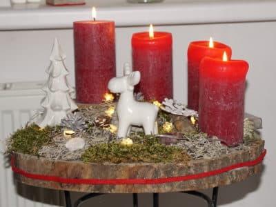 4. Adventwochenende…noch 4 Tage bis zum Heiligen Abend….