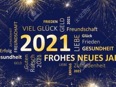 alles gute im neuen Jahr 2021, viel Glück und Gesundheit und mögen all eure Wünsche in Erfüllung gehen…