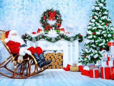 Einen schönen, besinnlichen Heiligen Abend wünschen wir ……..